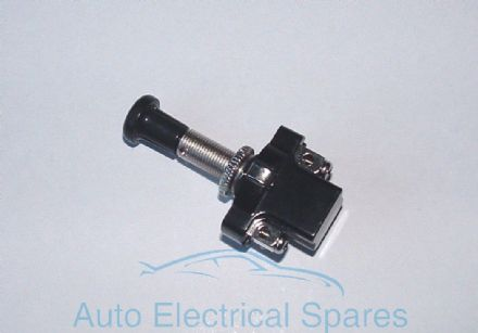 CLASSIC CAR 12v 24v 2 position push pull switch screw terminals